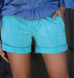 Distressed Hampton Shorts
