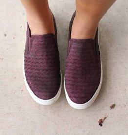 SALE40 Women's Slip On Leather Sneakers