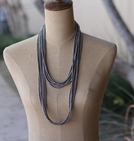 Punchy's 60in Five Strand Navajo Pearl