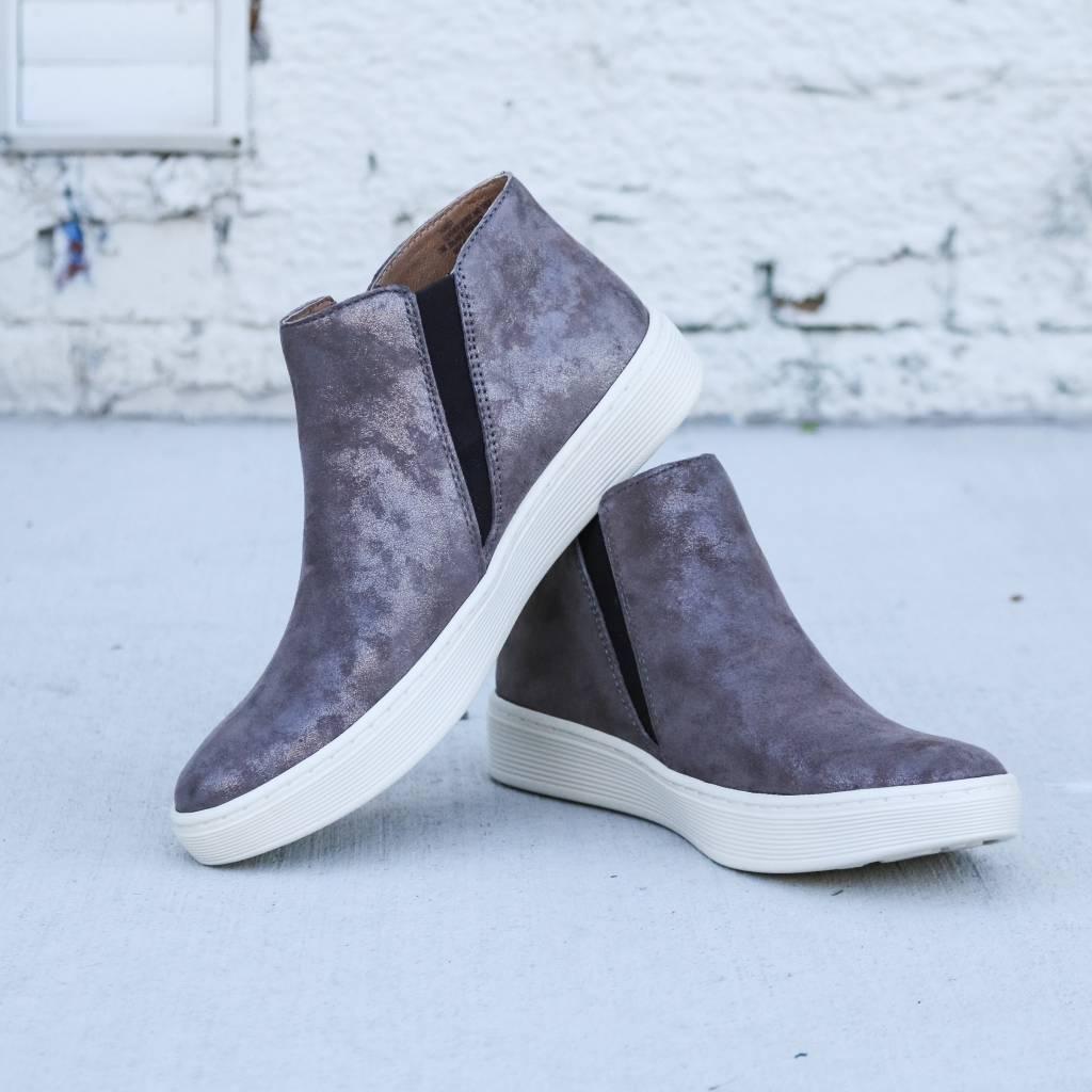 High Top Slip On Sneaker