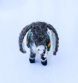 Punchy's Donkey Ote Ornament