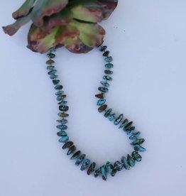 Cascading Turquoise Necklace