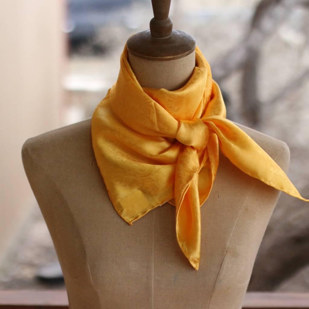 Jacquard Silk Wild Rag