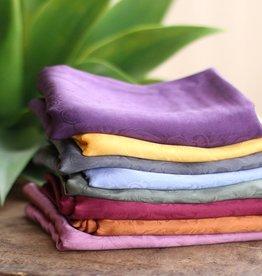 Punchy's Jacquard Silk Wild Rag