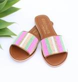 Cancun Slide Sandals