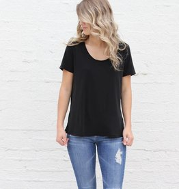 Soft Cutedge Basic Tee