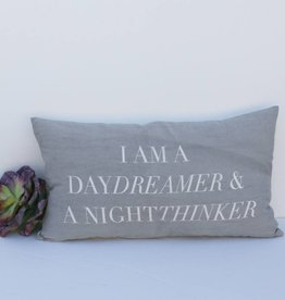Daydreamer Pillow