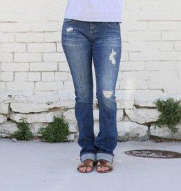 Hybrid Skinny Bootcut Jean