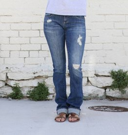 Punchy's Hybrid Skinny Bootcut Jean