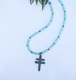 Carico Lake Dragon Fly Necklace