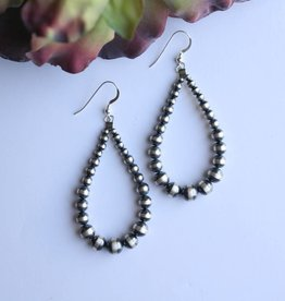 Punchy's 2.5in Cascading Teardrop Navajo Pearl