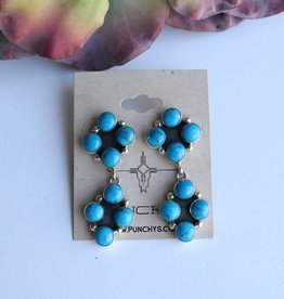 Punchy's Quad Chandelier Post Earring