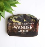 Quote Inspired Travel Makeup Bags