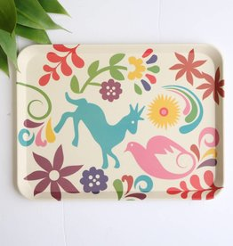 Punchy's Small Otomi Print Eco Friendly Tray