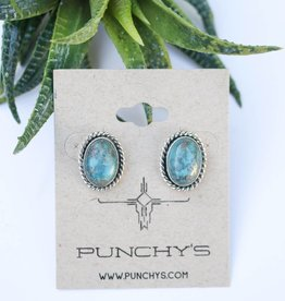 Punchy's Oval Rope Stud