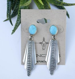 Punchy's The Josie Earrings Carico Lake