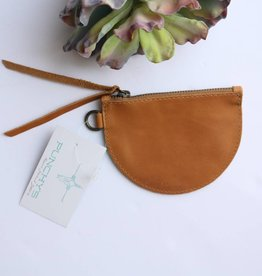 Leather Keychain Pouch