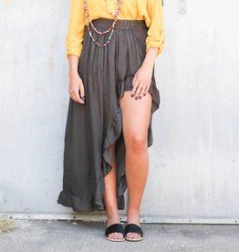 Madeline Ruffle Skirt
