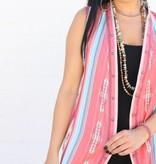 Indian Summer Sleeveless Duster