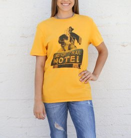 Punchy's End of the Trail Motel Graphic Tee
