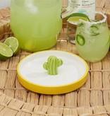 Cactus Cocktail Salt Rimmer Dish