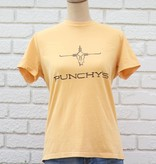 Punchy's Mustard Punchy's Logo Tee