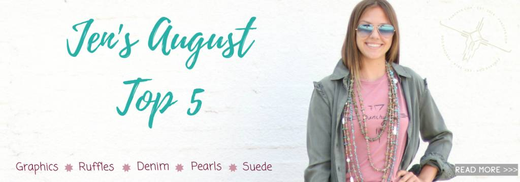 Punchy's August Top 5