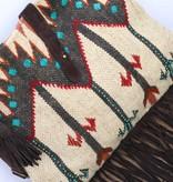Punchy's Navajo Inspired Carpet Crossbody Tote