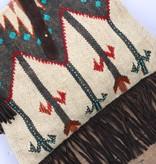 Navajo Inspired Carpet Crossbody Tote