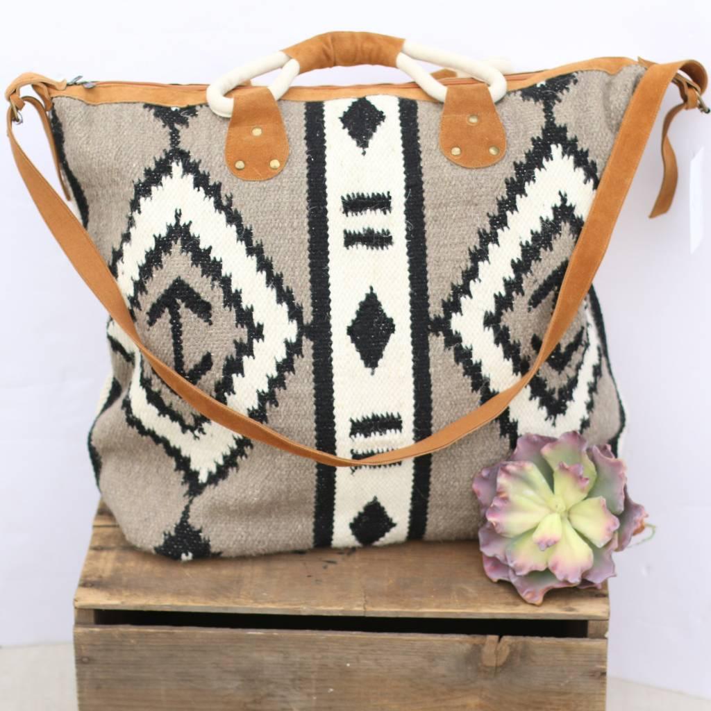 Punchy's Double Diamond Weekender Bag