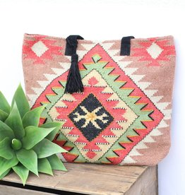 Santa Fe Carry All Tote