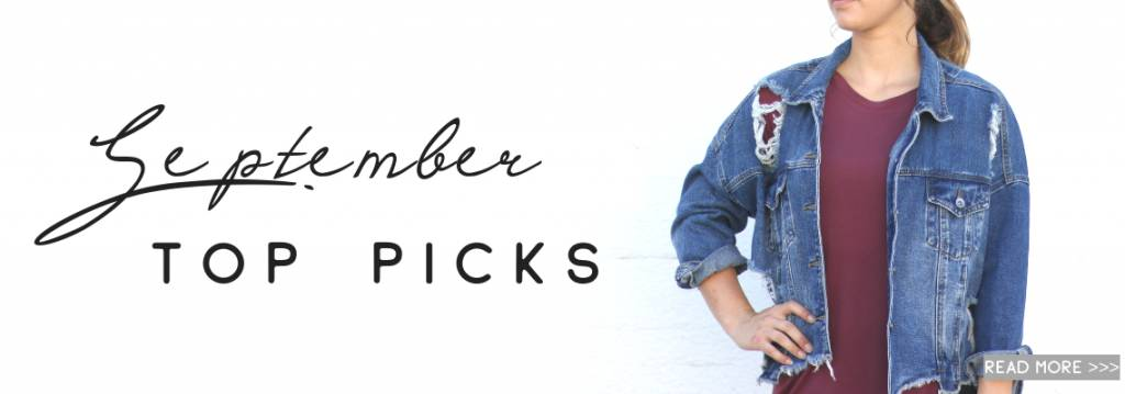 September Top Picks