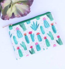 Punchy's Medium Succulent Cactus Blooms Bag