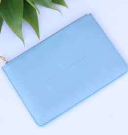Punchy's Tiffany Blue Everyday is a Fresh Start Clutch