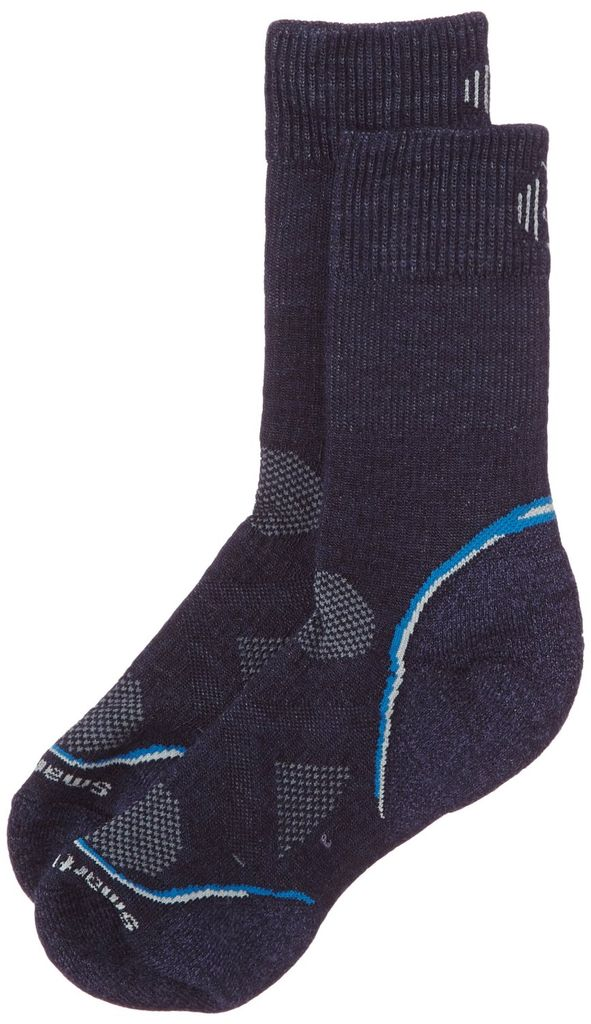 Smartwool Smartwool PhD Outdoor Medium Cush, Navy, XLarge