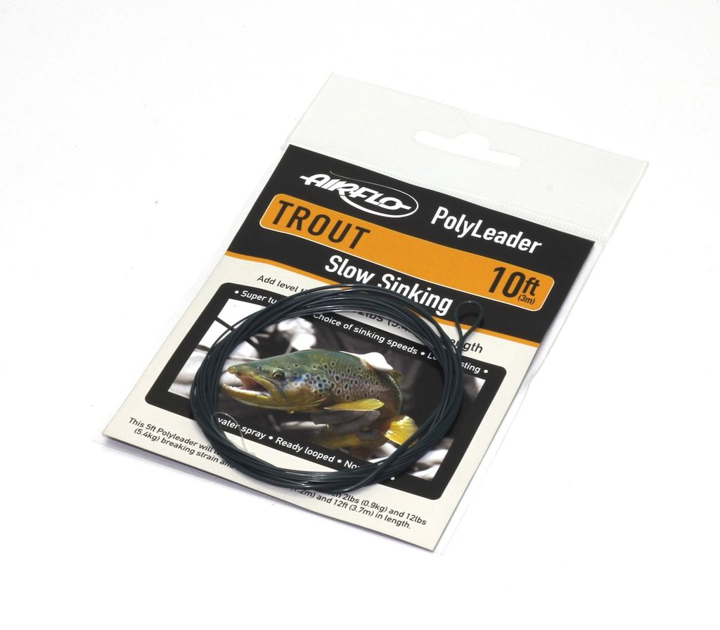 Airflo PolyLeader, Trout