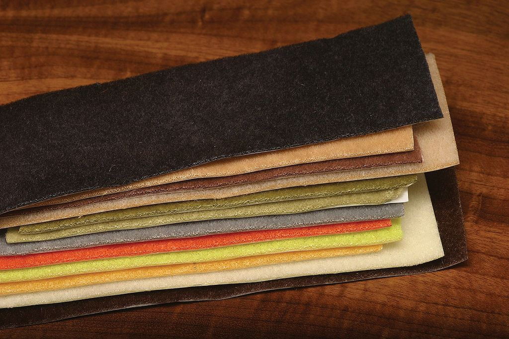 Hareline Dubbin Adhesive Backed Thin Furry Foam