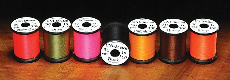 Hareline Dubbin Uni Stretch Nylon