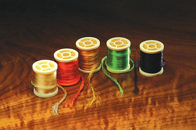 Hareline Dubbin Antron Yarn