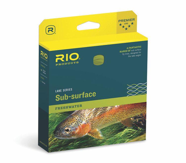 Rio Rio Lake AquaLux Fly Line