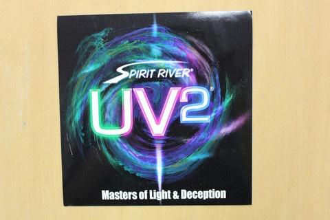 Hareline Dubbin UV2 Fusion Seal-X Ice Dubbing