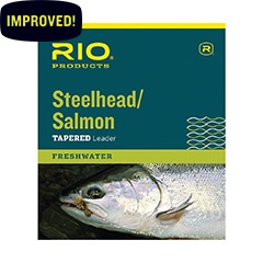 Rio Rio Salmon/Steelhead Glacial Green Leader