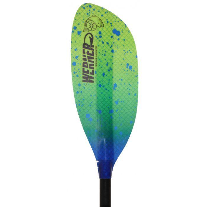Werner Paddles, Inc Werner Shuna Hooked Straight Paddle