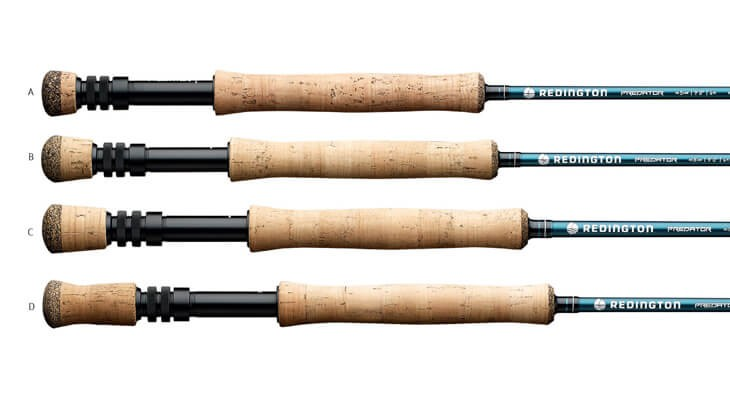 Redington The all-new PREDATOR is the ultimate fly rod for big flies, heavy lines, and aggressive-fighting fish