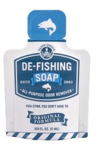 De-Fishing Soap De-Fishing Soap Pocket Pack