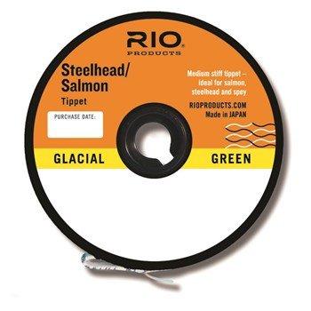 Rio Rio Salmon/Steelhead Glacial Green Tippet