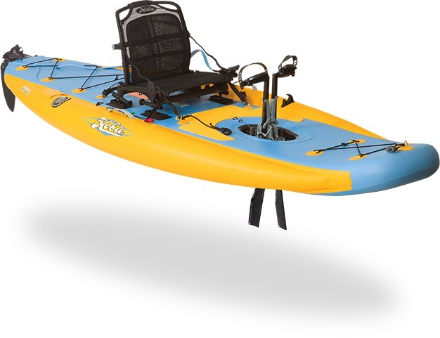 Hobie Cat Company Convert between a SUP and a Kayak