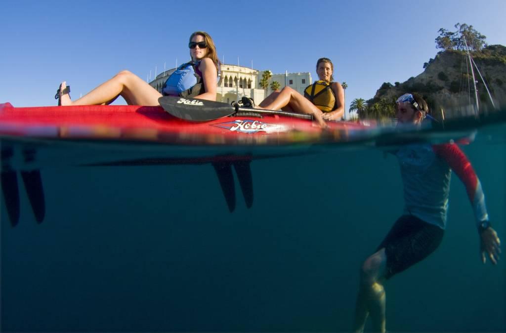 Hobie Cat Company Hobie Mirage 180 Oasis Tandem Kayak