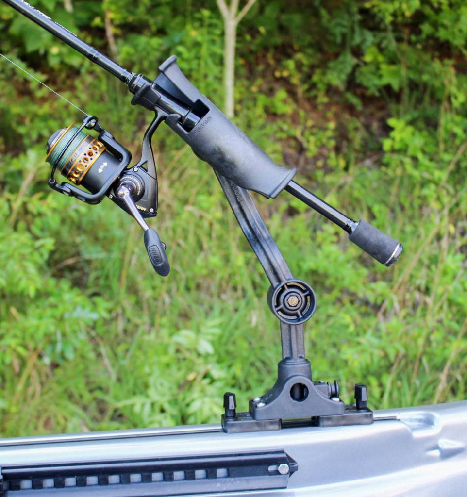 "YakAttack YakAttack Zooka Tube - Post Mount and Spline, 4"" and 8"" ext arms, Plunger Base"