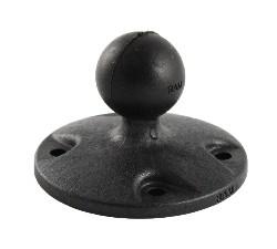 """YakAttack YakAttack RAM® 1''"""" Ball Composite Deck Mount"""